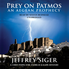 Prey on Patmos Audiobook, by Jeffrey Siger