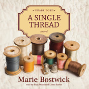 A Single Thread Audiobook, by Marie Bostwick
