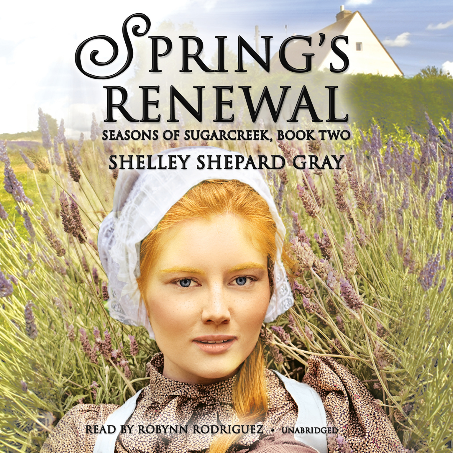 Printable Spring's Renewal: Seasons of Sugarcreek, Book Two Audiobook Cover Art