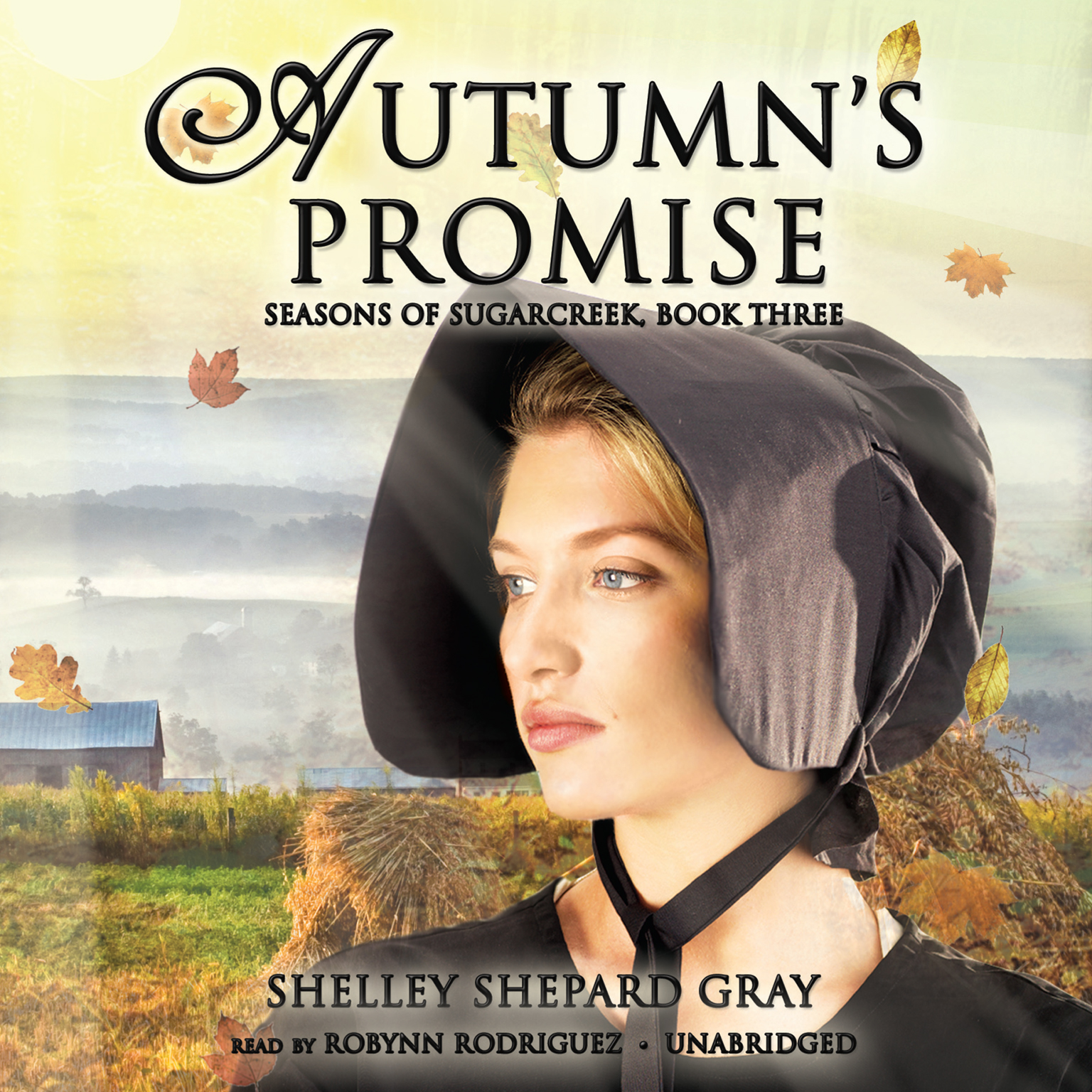 Printable Autumn's Promise: Seasons of Sugarcreek, Book Three Audiobook Cover Art