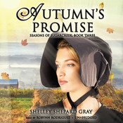 Autumn's Promise: Seasons of Sugarcreek, Book Three Audiobook, by Shelley Shepard Gray