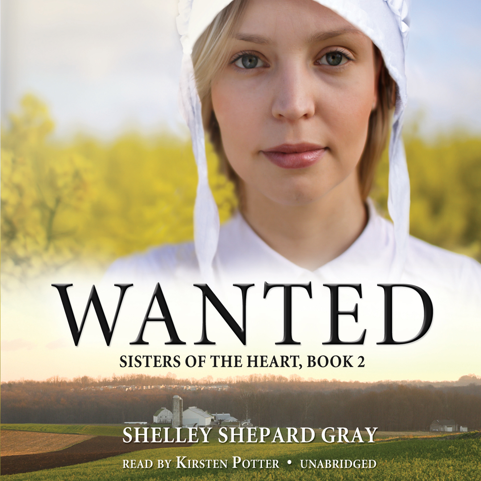 Printable Wanted Audiobook Cover Art