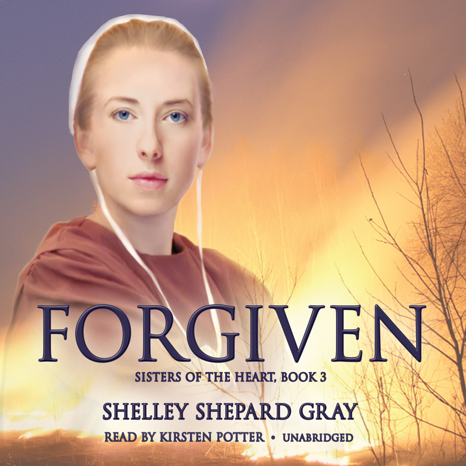 Printable Forgiven Audiobook Cover Art