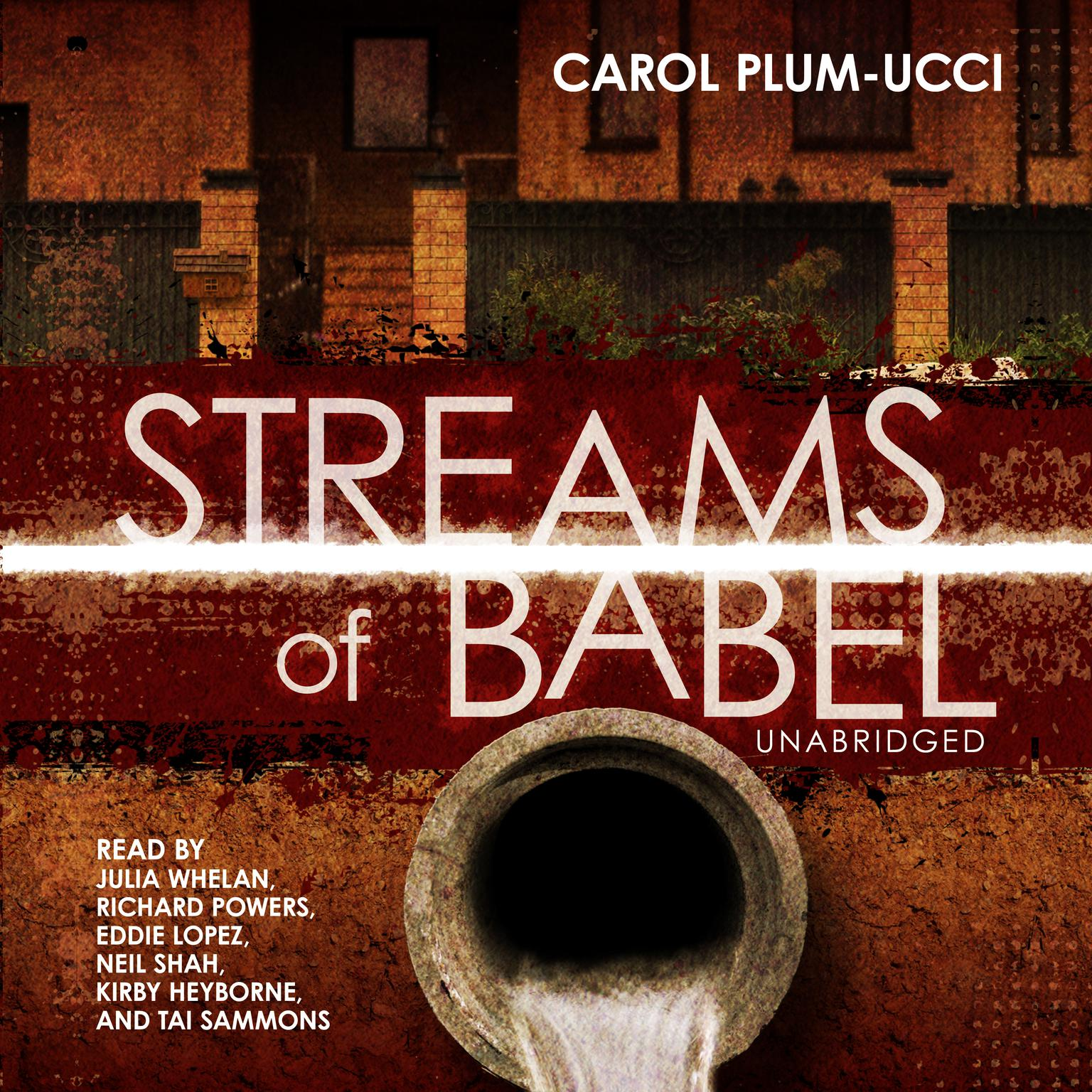 Printable Streams of Babel Audiobook Cover Art