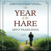 The Year of the Hare: A Novel Audiobook, by Arto Paasilinna