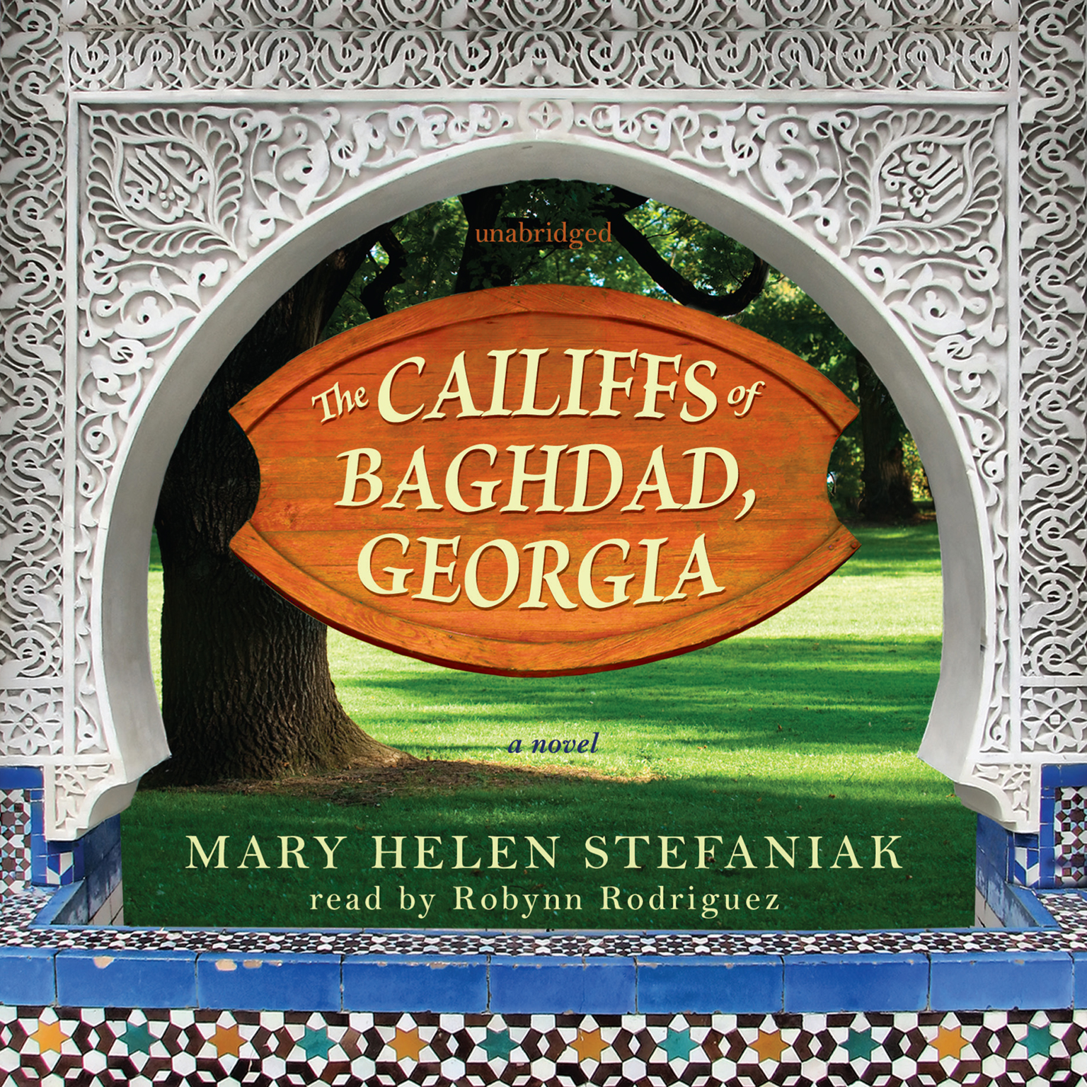 Printable The Cailiffs of Baghdad, Georgia: A Novel Audiobook Cover Art