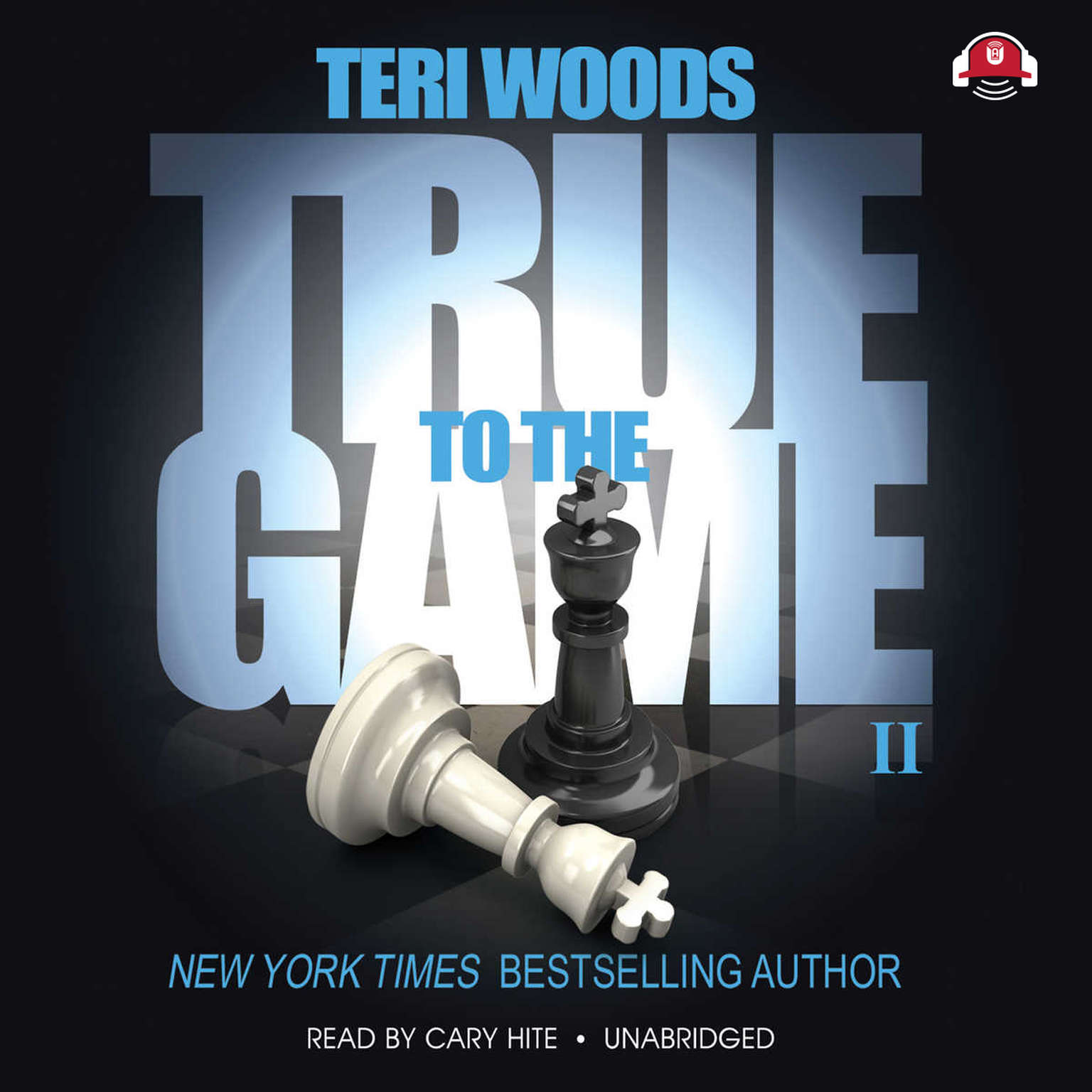 Printable True to the Game Audiobook Cover Art