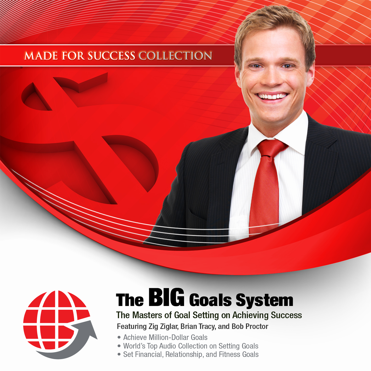 Printable The BIG Goals System: The Masters of Goal Setting on Achieving Success Audiobook Cover Art