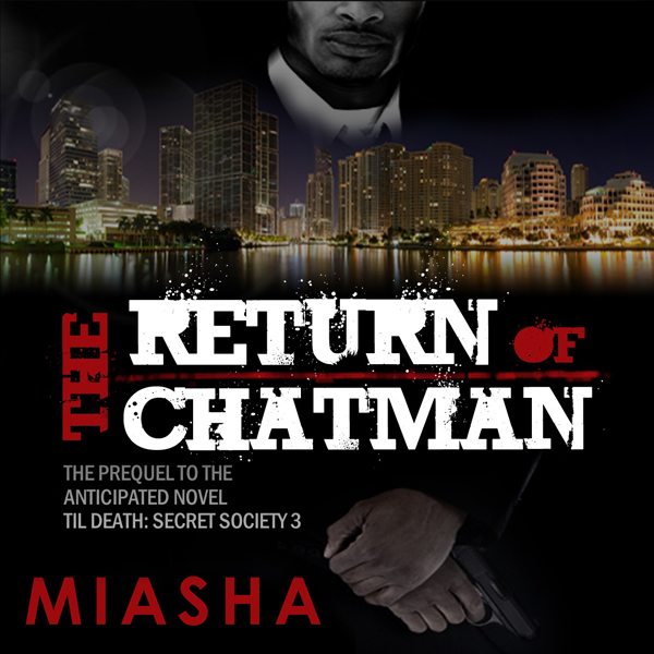 Printable The Return of Chatman Audiobook Cover Art
