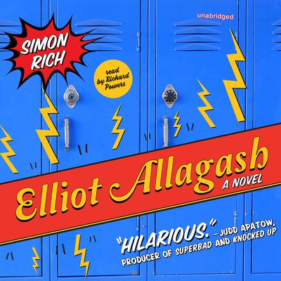 Elliot Allagash: A Novel Audiobook, by Simon Rich