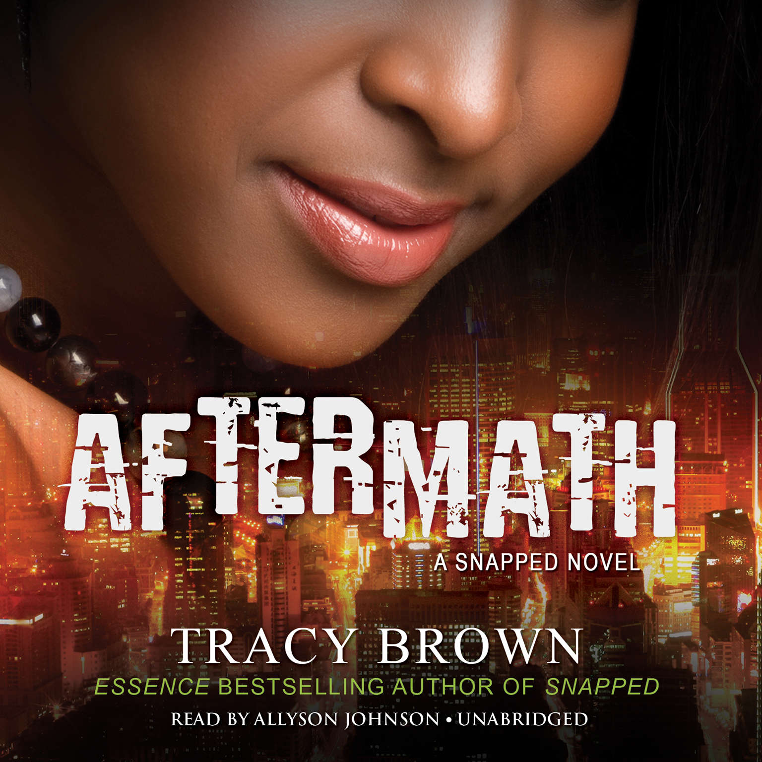 Printable Aftermath: A Snapped Novel Audiobook Cover Art