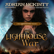The Lighthouse War Audiobook, by Adrian McKinty