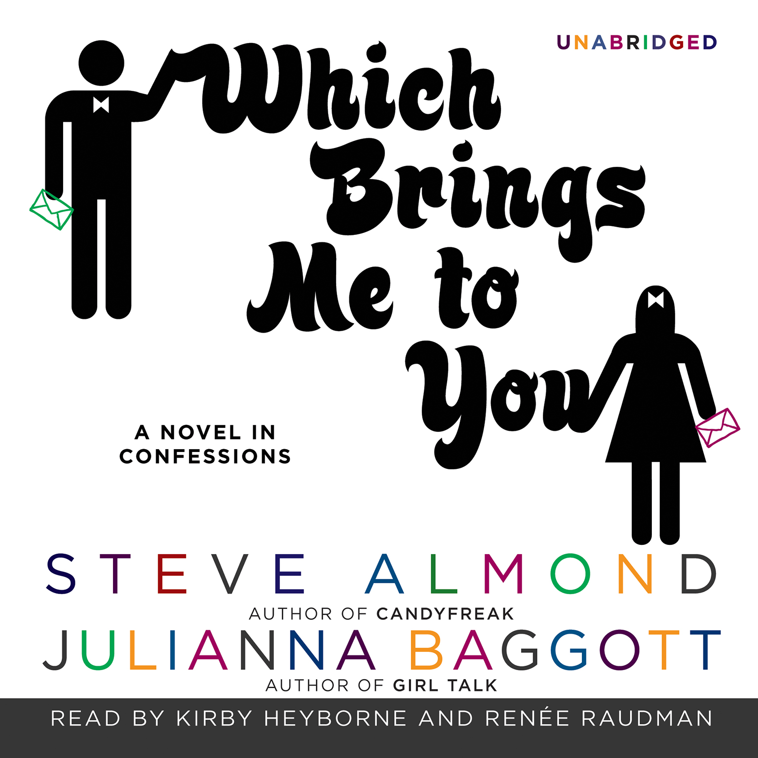 Printable Which Brings Me to You: A Novel in Confessions Audiobook Cover Art