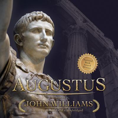 Augustus Audiobook, by John Williams