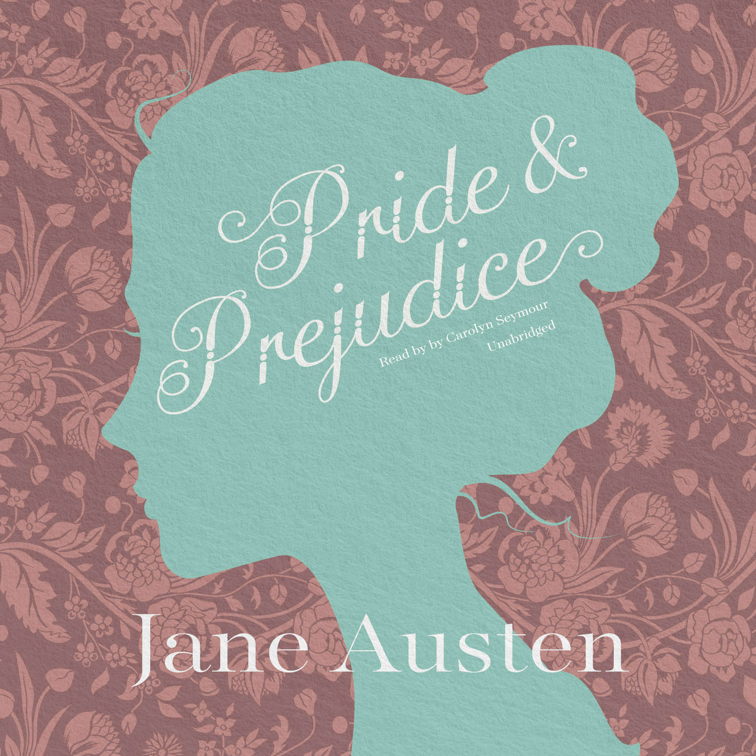 Printable Pride and Prejudice Audiobook Cover Art