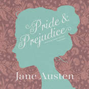 Pride and Prejudice Audiobook, by Jane Austen
