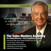 The Sales Mastery Academy: The Selling Difference: From Prospecting to Closing Audiobook, by Made for Success