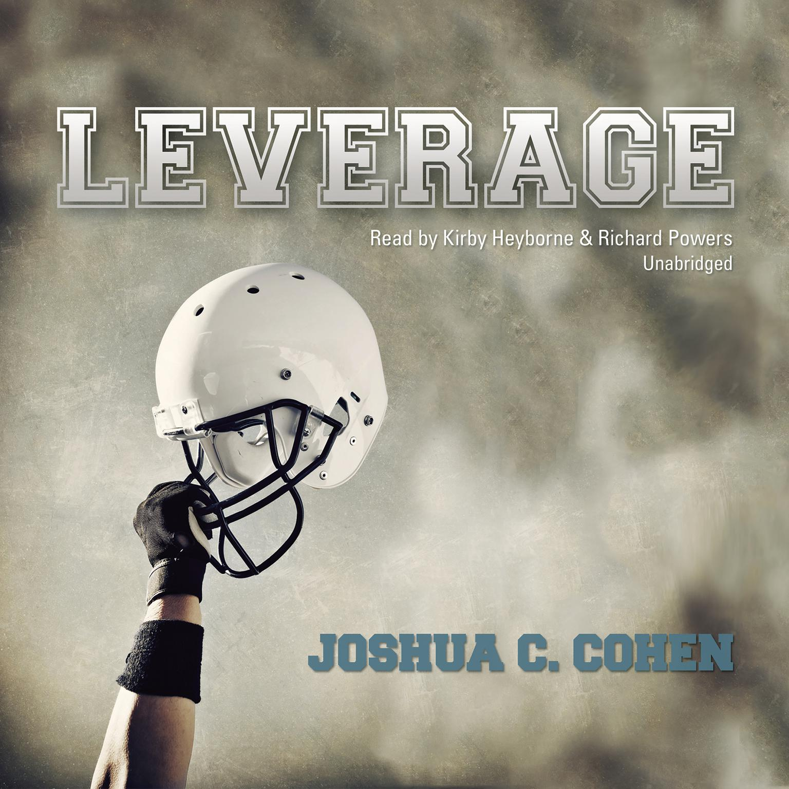 Printable Leverage Audiobook Cover Art