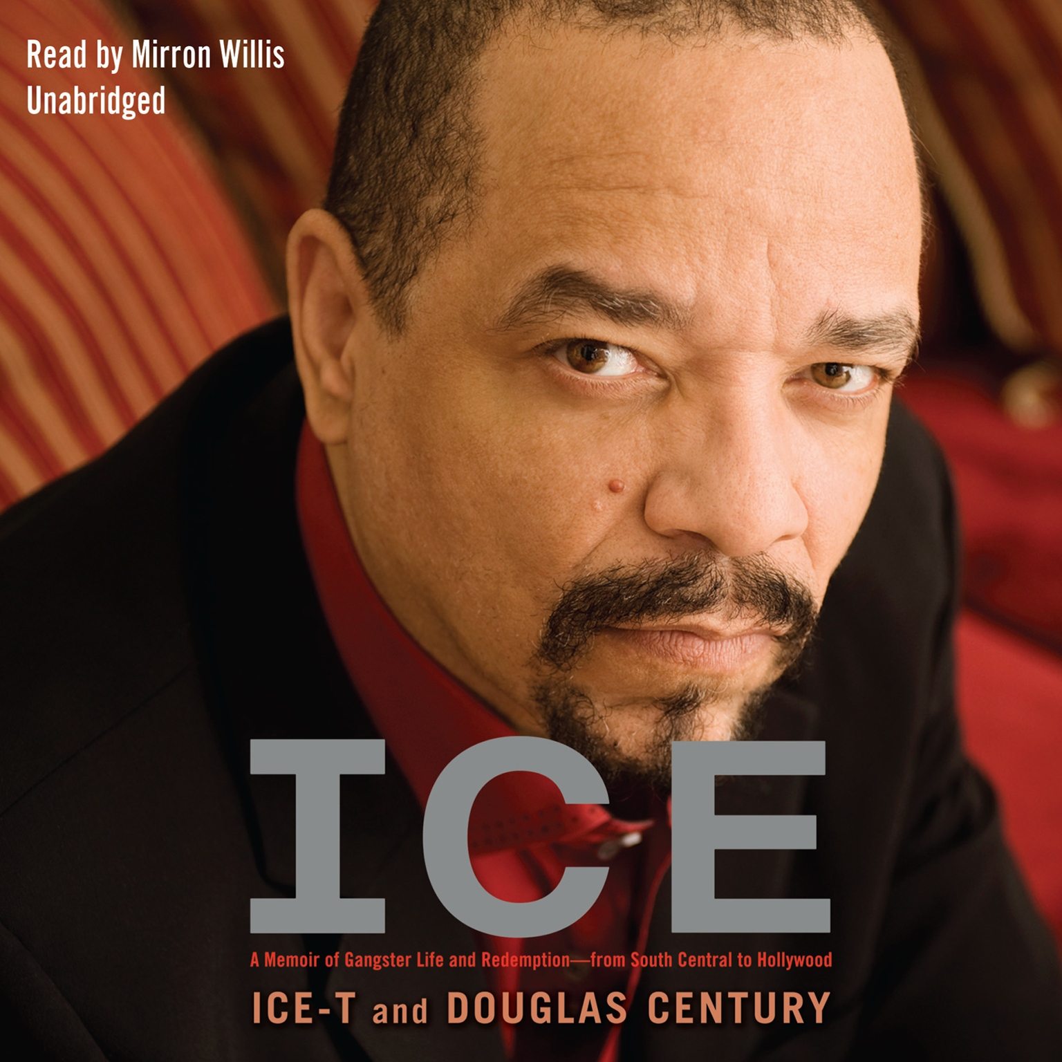 Printable Ice: A Memoir of Gangster Life and Redemption—from South Central to Hollywood Audiobook Cover Art