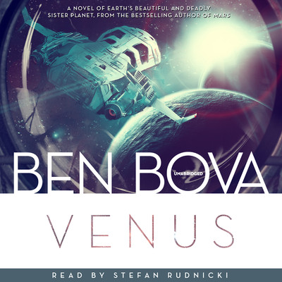 Venus Audiobook, by Ben Bova