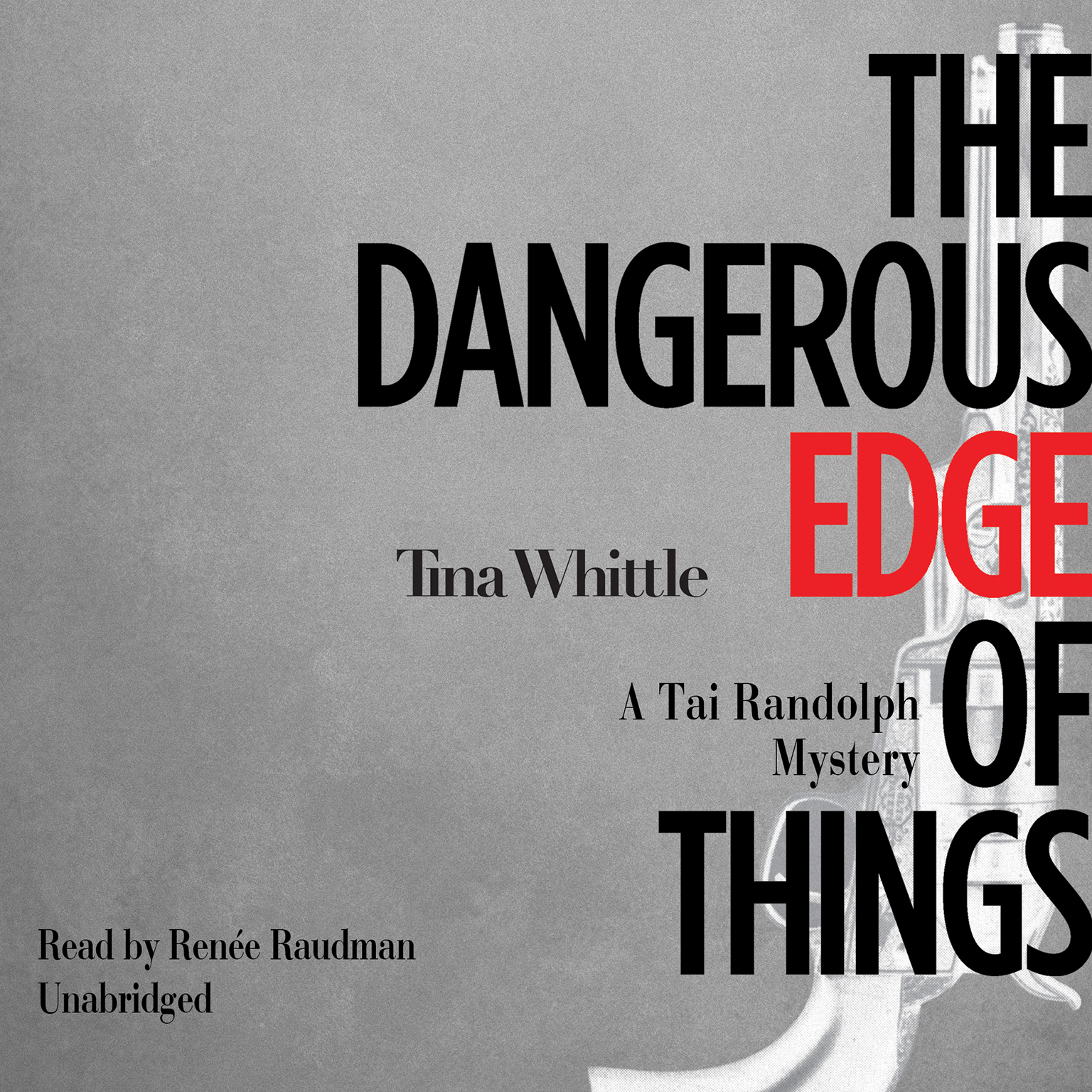 Printable The Dangerous Edge of Things Audiobook Cover Art