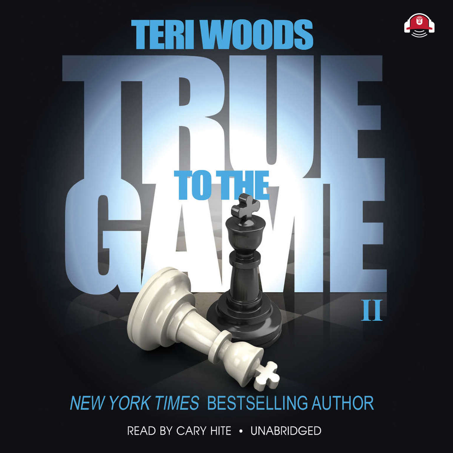Printable True to the Game II Audiobook Cover Art