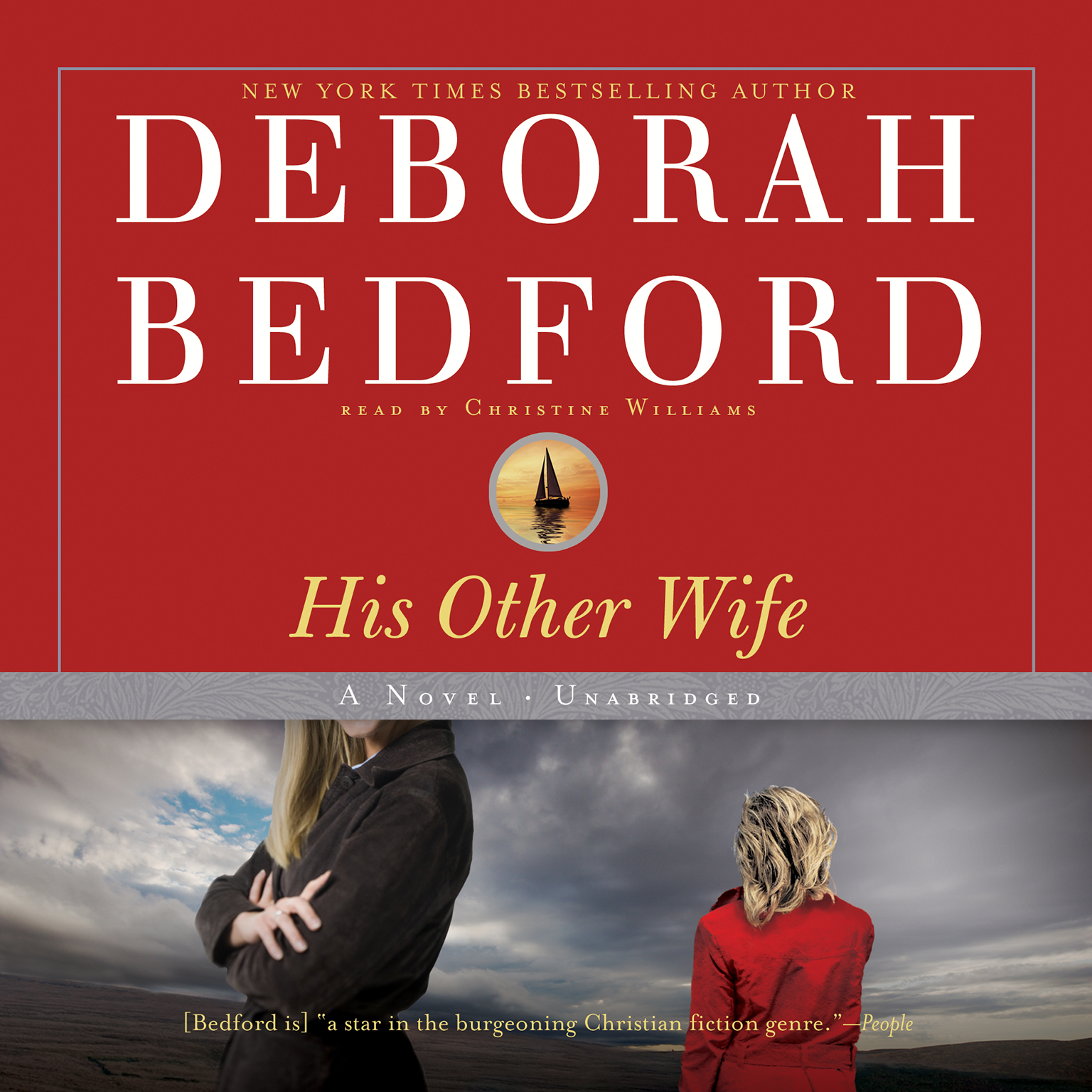 Printable His Other Wife: A Novel Audiobook Cover Art