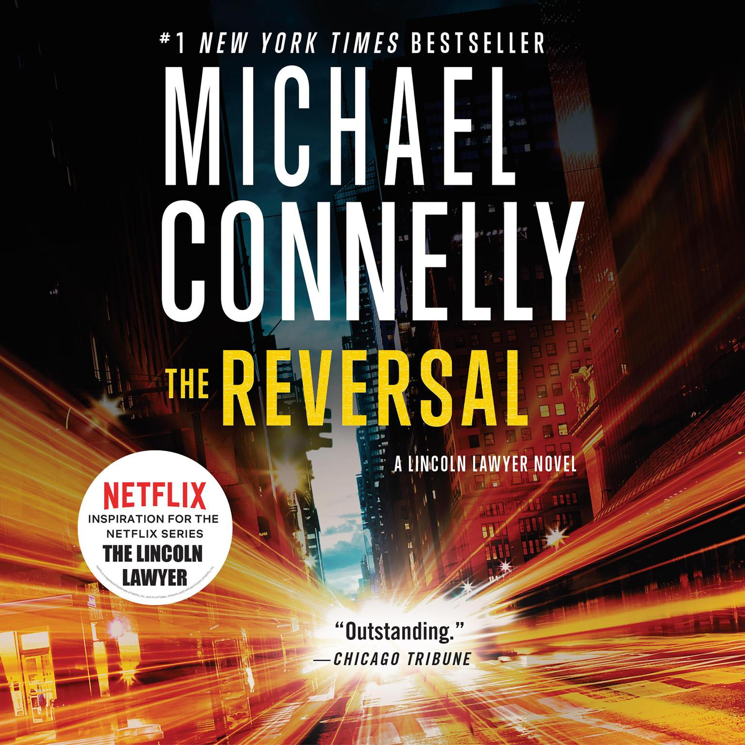 Printable The Reversal: A Novel Audiobook Cover Art