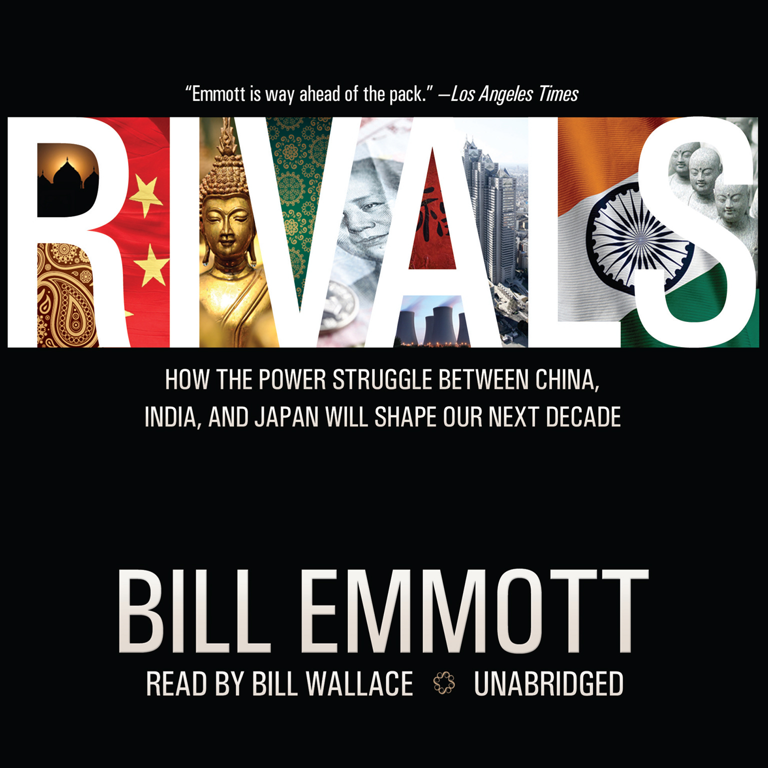 Printable Rivals: How the Power Struggle between China, India, and Japan Will Shape Our Next Decade Audiobook Cover Art