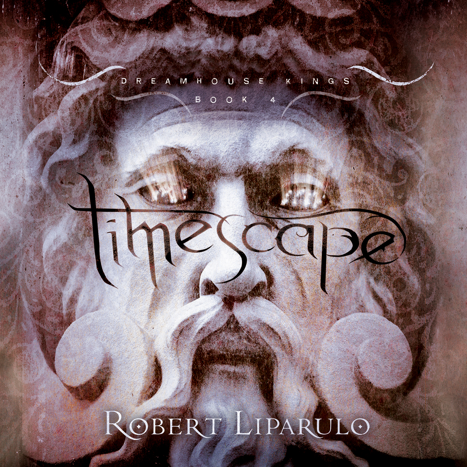 Printable Timescape Audiobook Cover Art