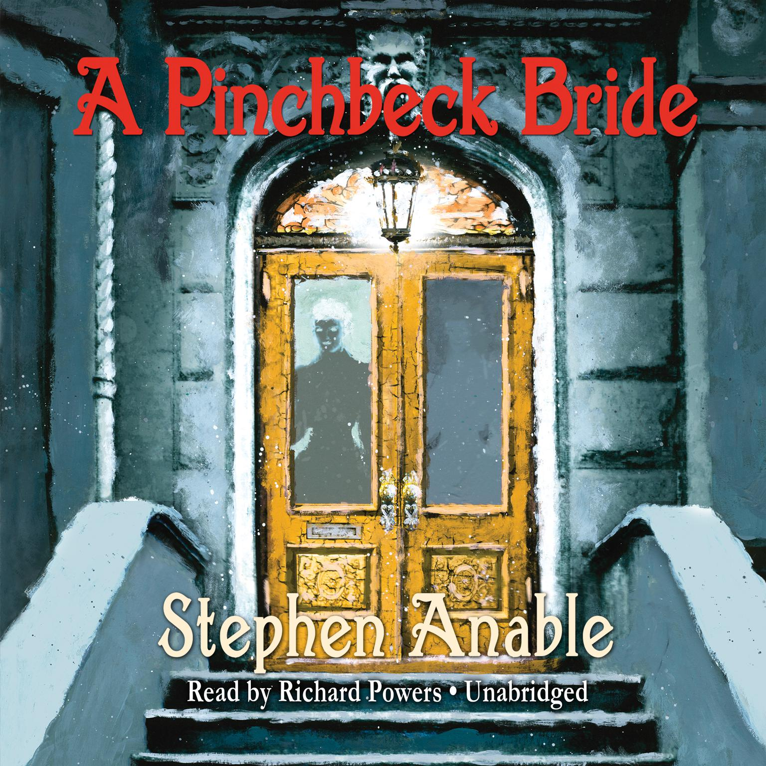 Printable A Pinchbeck Bride Audiobook Cover Art