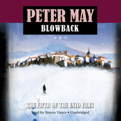 Blowback Audiobook, by Peter May