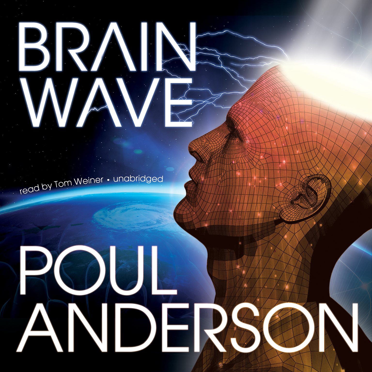 Printable Brain Wave Audiobook Cover Art