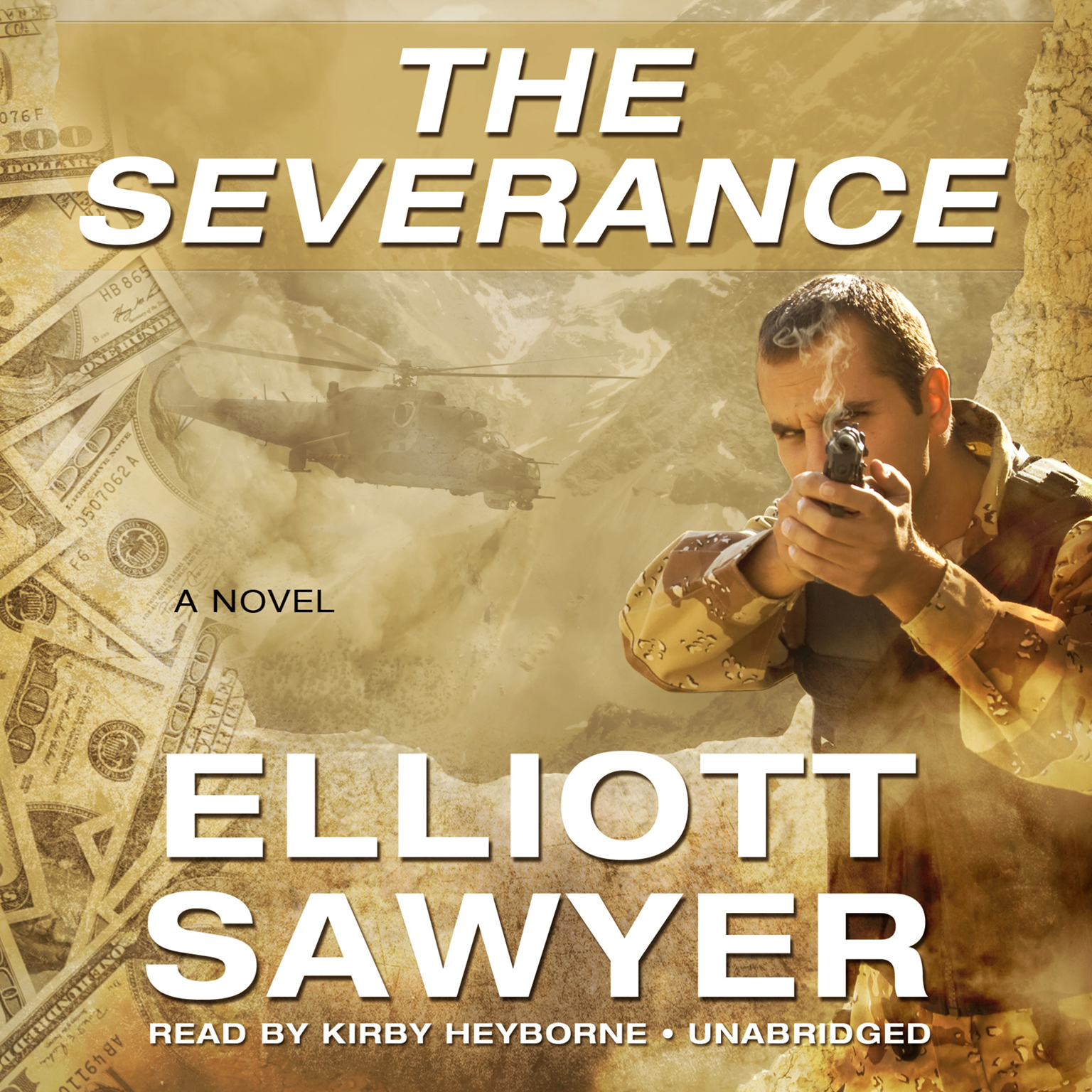 Printable The Severance: A Novel Audiobook Cover Art