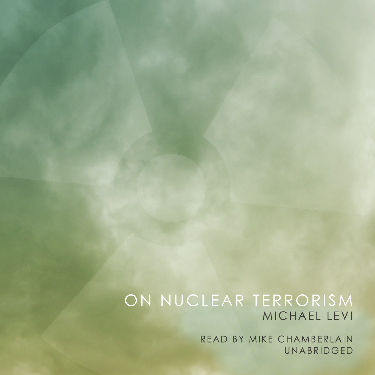Printable On Nuclear Terrorism Audiobook Cover Art