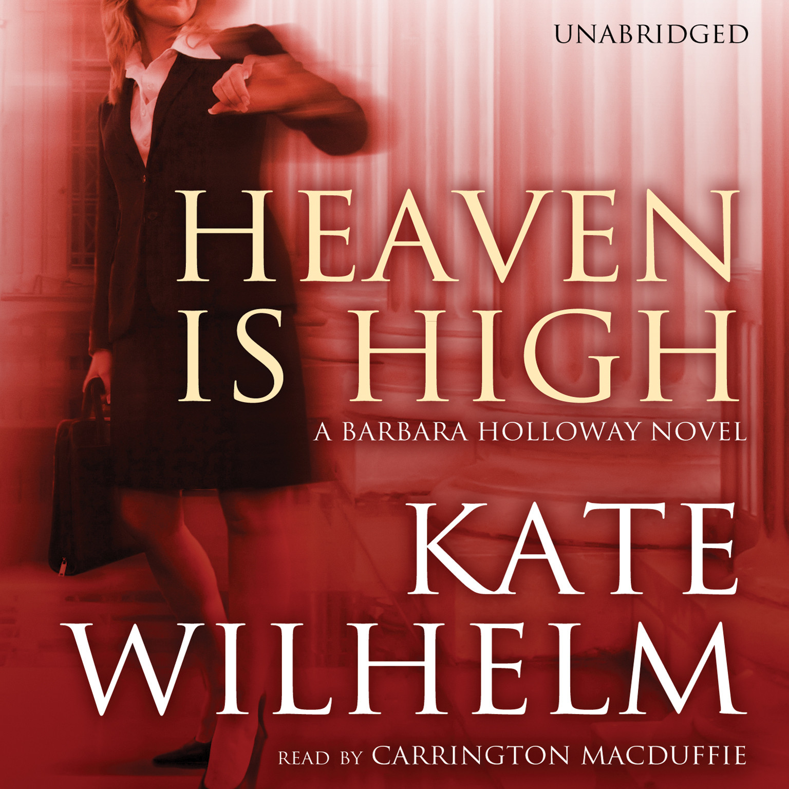 Printable Heaven Is High: A Barbara Holloway Novel Audiobook Cover Art