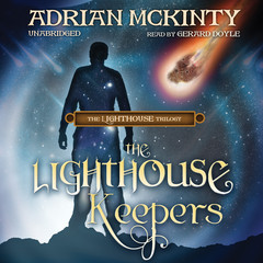 The Lighthouse Keepers Audiobook, by Adrian McKinty