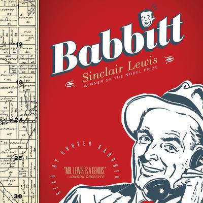 Babbitt Audiobook, by Sinclair Lewis