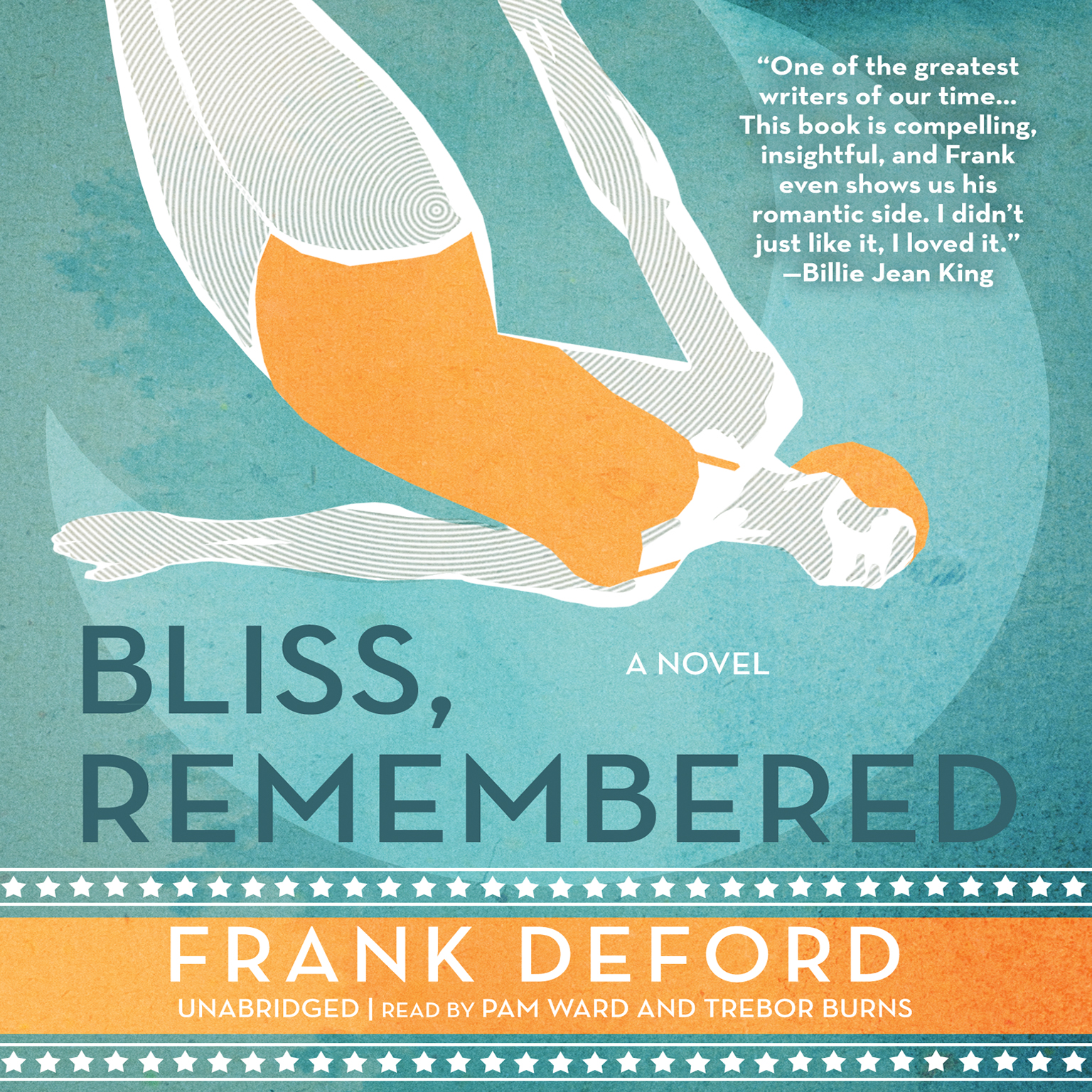 Printable Bliss, Remembered Audiobook Cover Art