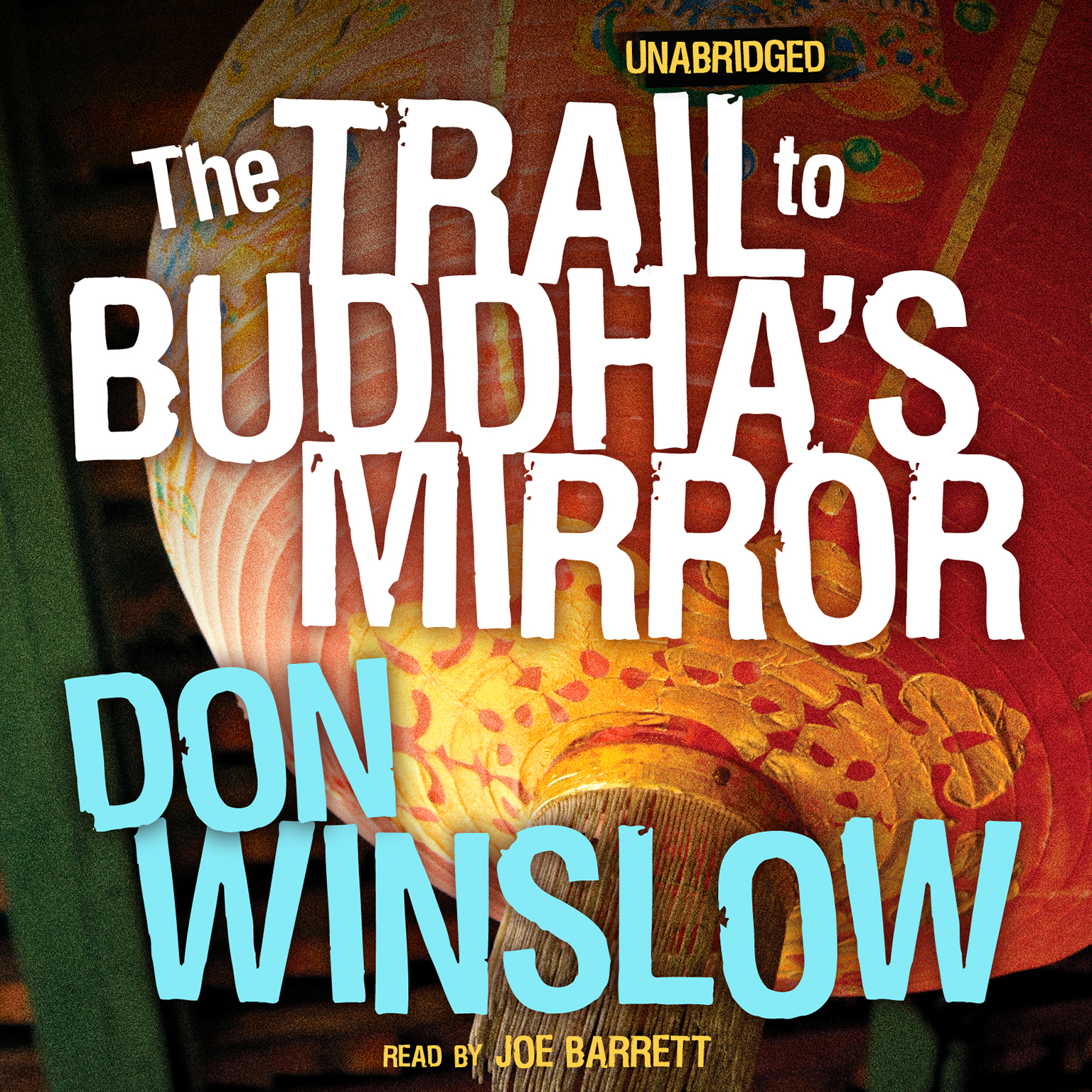 Printable The Trail to Buddha's Mirror Audiobook Cover Art