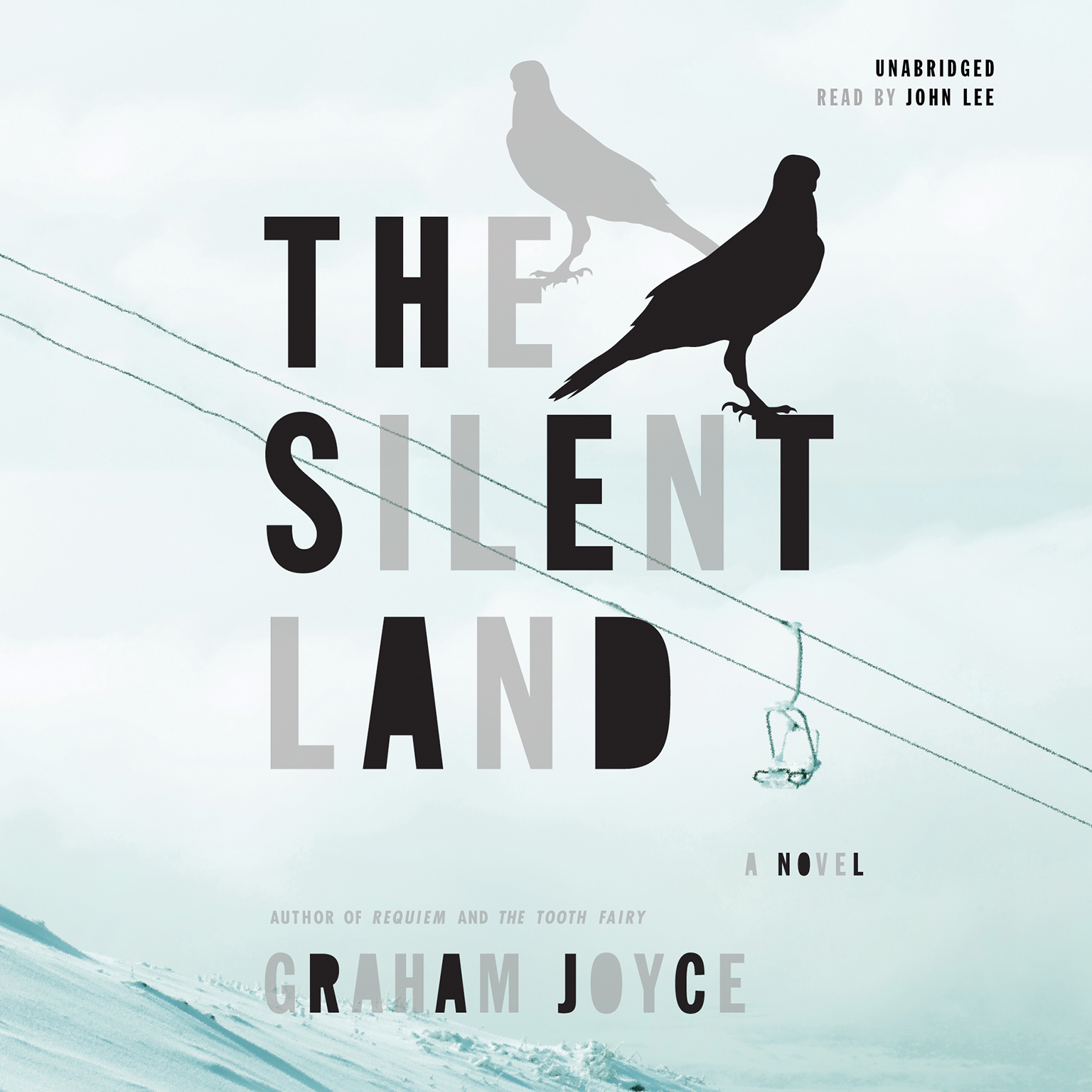 Printable The Silent Land: A Novel Audiobook Cover Art