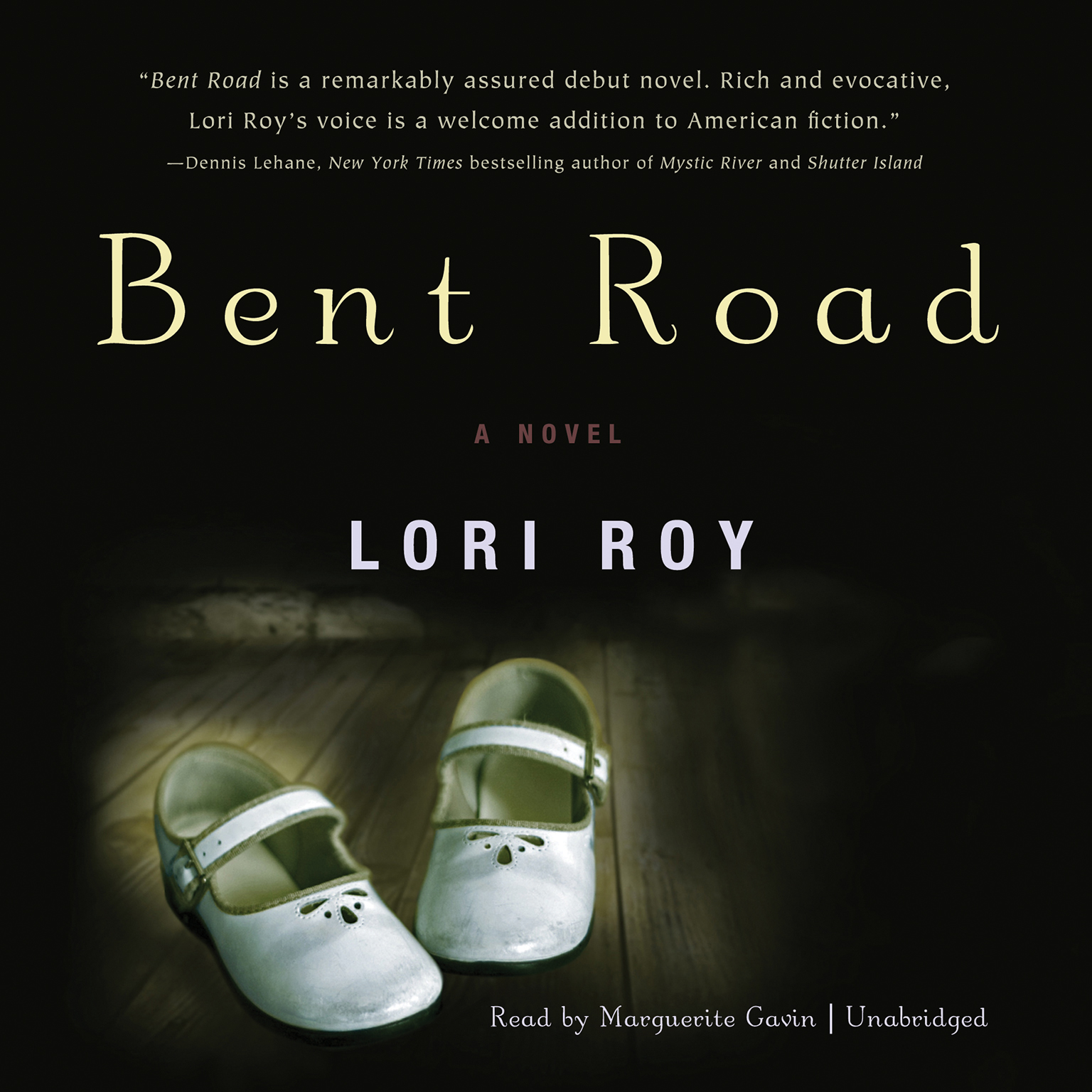 Printable Bent Road Audiobook Cover Art