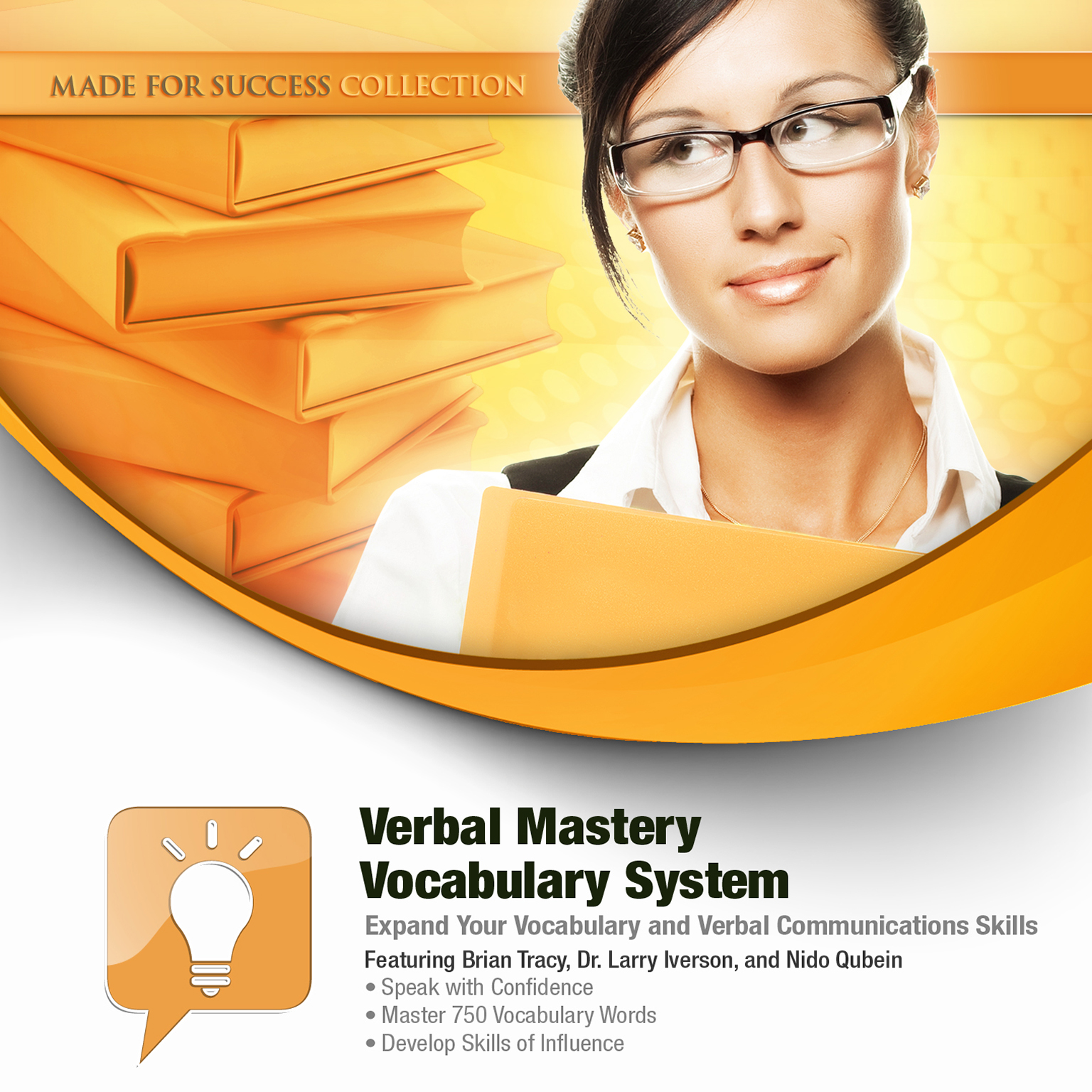 Printable Verbal Mastery Vocabulary System: Expand Your Vocabulary and Verbal Communications Skills Audiobook Cover Art