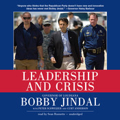 Leadership and Crisis Audiobook, by Bobby Jindal