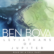 Leviathans of Jupiter Audiobook, by Ben Bova