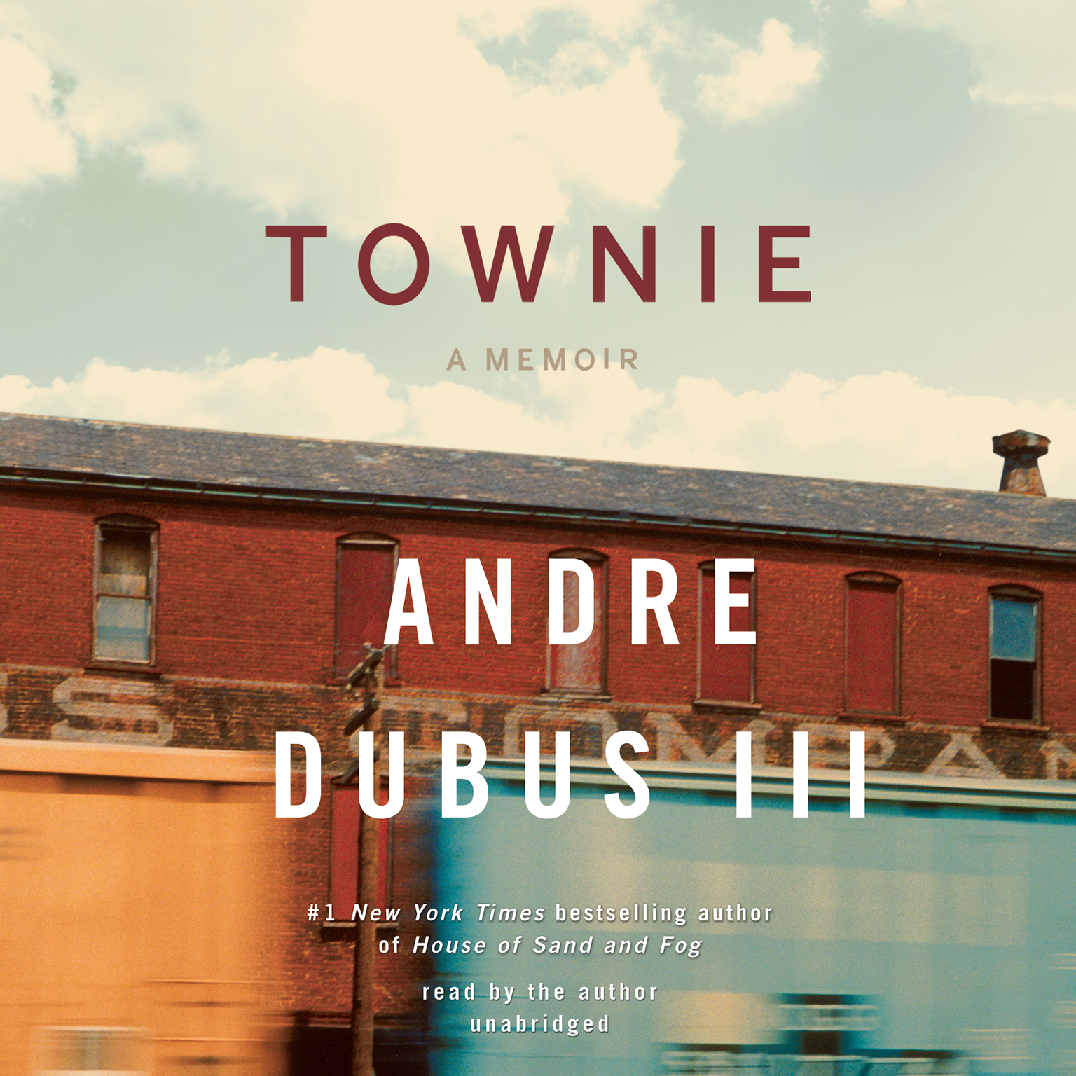 Printable Townie: A Memoir Audiobook Cover Art