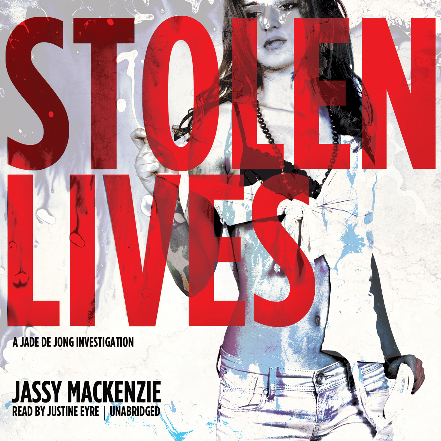 Printable Stolen Lives Audiobook Cover Art