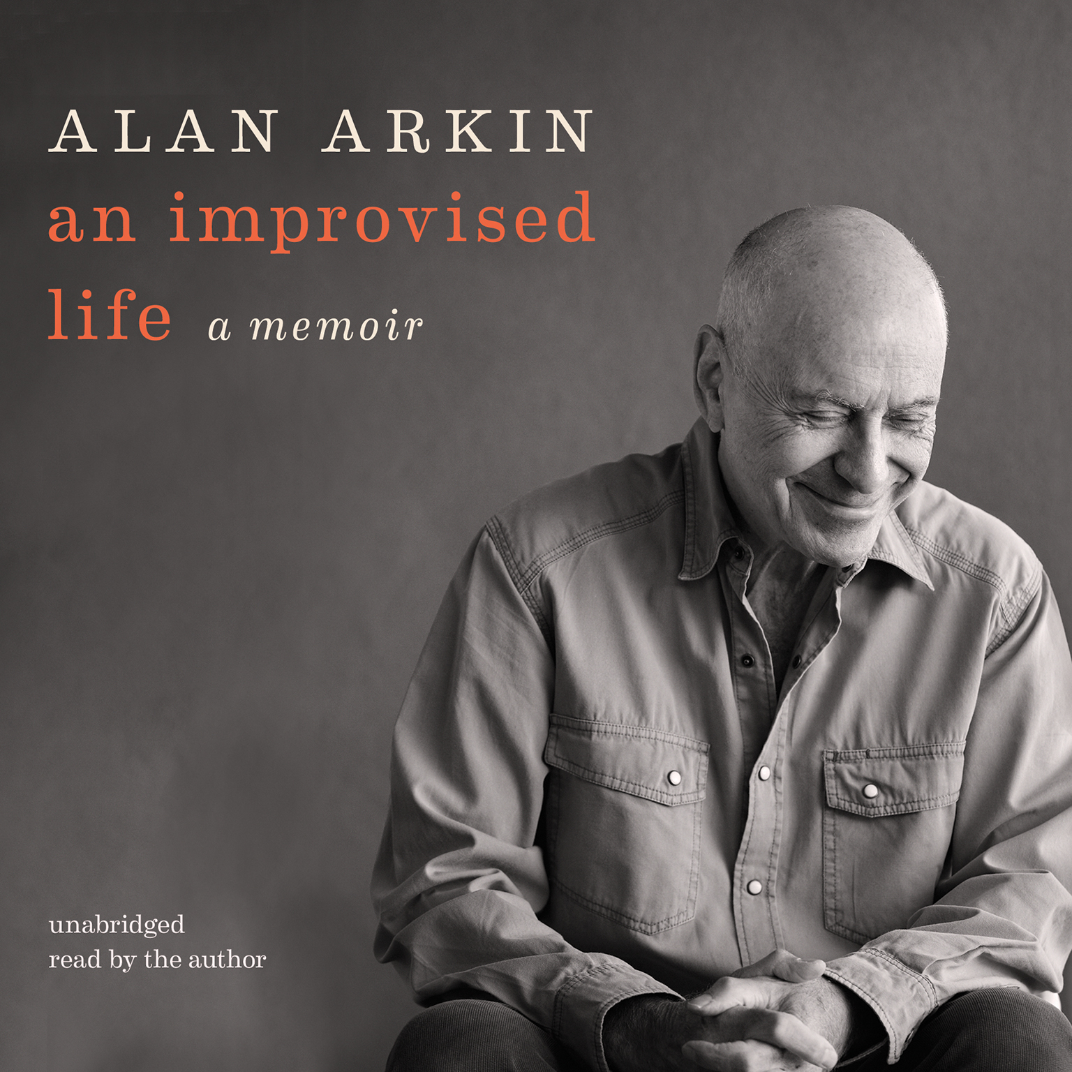 Printable An Improvised Life: A Memoir Audiobook Cover Art