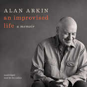 An Improvised Life: A Memoir Audiobook, by Alan Arkin