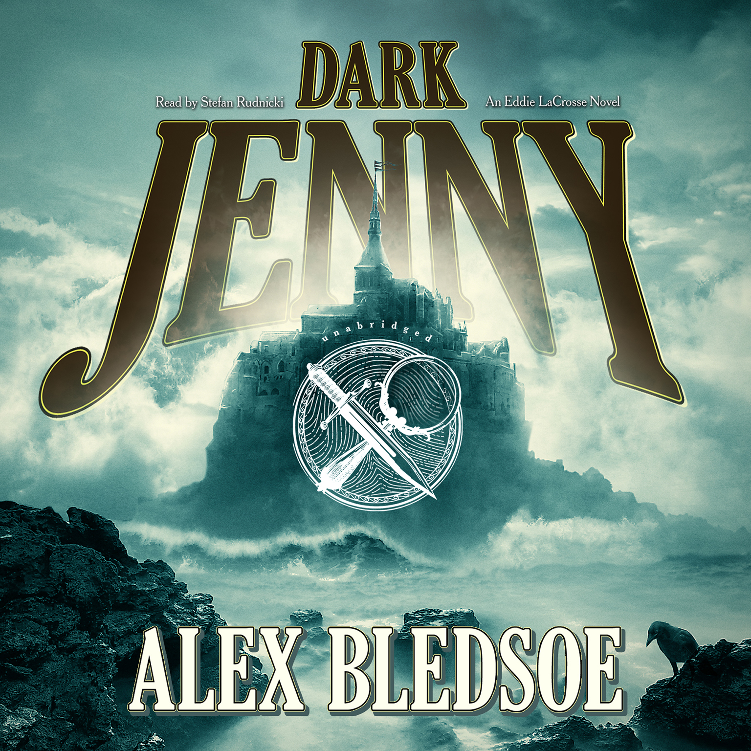 Printable Dark Jenny Audiobook Cover Art